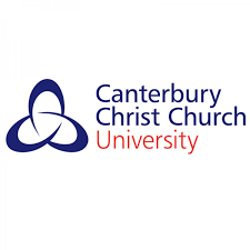 Canterbury Christ Church University logo campus