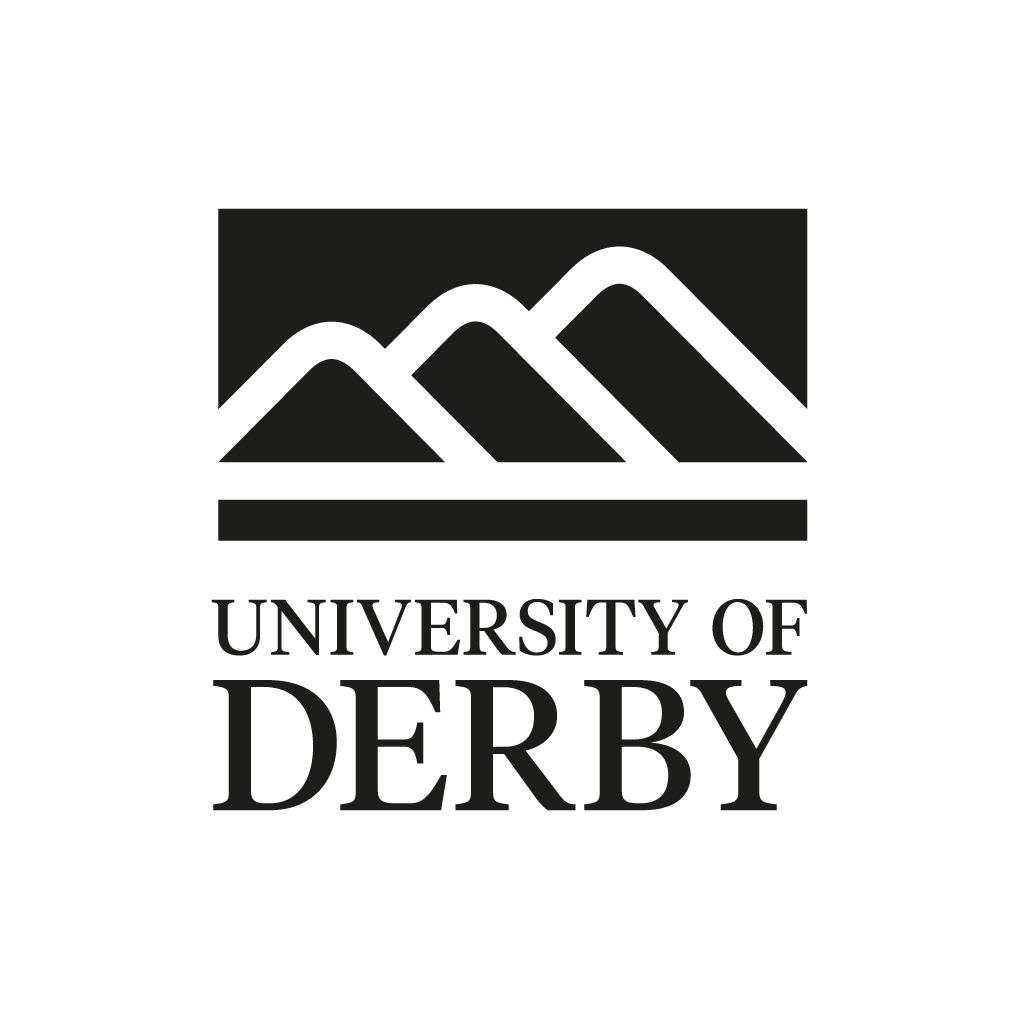 University of Derby logo campus