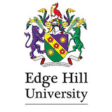 Edge Hill University logo campus