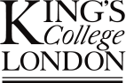King's College London logo campus