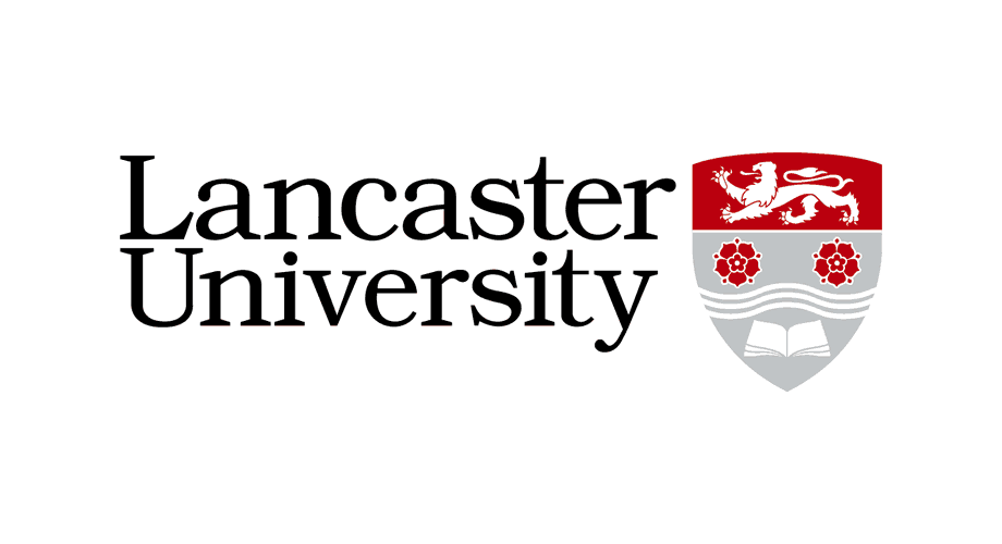 The University of Lancaster logo campus