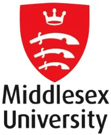 Middlesex University logo campus