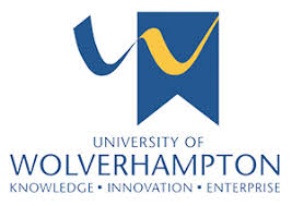 The University of Wolverhampton logo campus