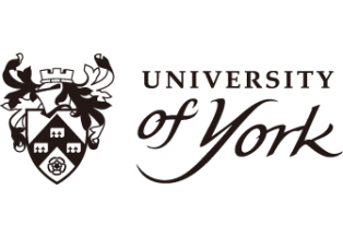 The University of York logo campus