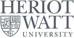 Heriot-Watt University logo campus