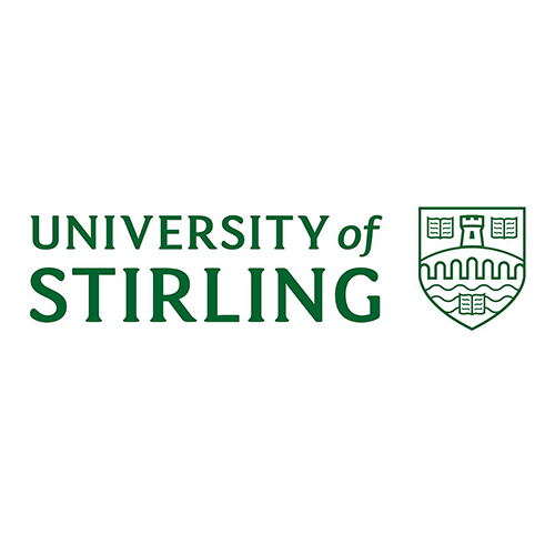 The University of Stirling logo campus