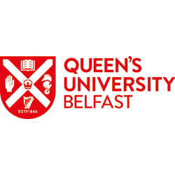 The Queen's University of Belfast logo campus