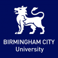 Birmingham City University logo campus