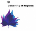 The University of Brighton logo campus