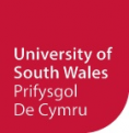 University of South Wales logo campus