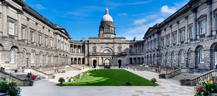The University of Edinburgh campus