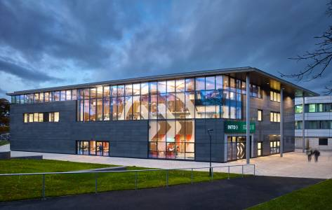 University of Stirling campus