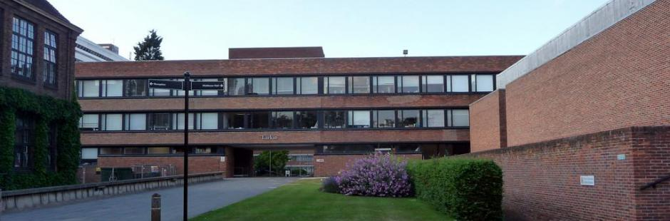 The University of Hull campus