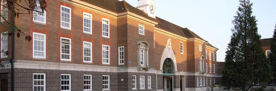 Middlesex University campus