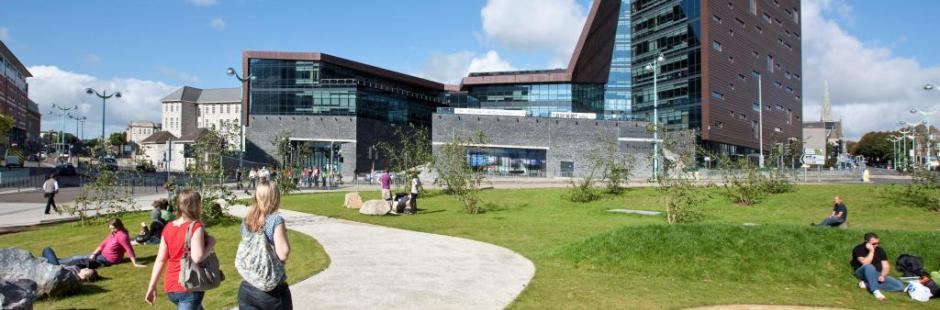 University of Plymouth campus