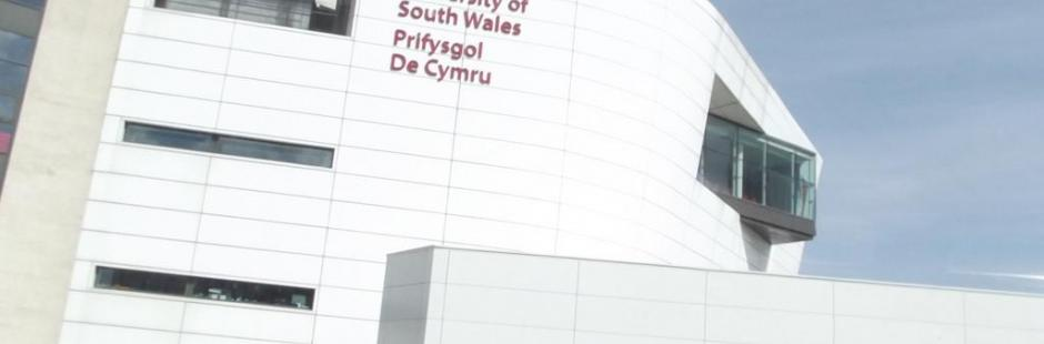 University of South Wales campus